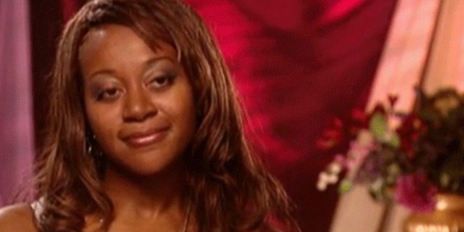 """""""Hottie"""", o Schatar Taylor, se hizo famosa por ser la """"loca del programa"""". Foto:VH1"""