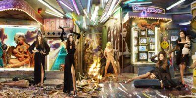 FOTOS: ¡Felices fiestas! Kardashian Khristmas Kards, a través de los años