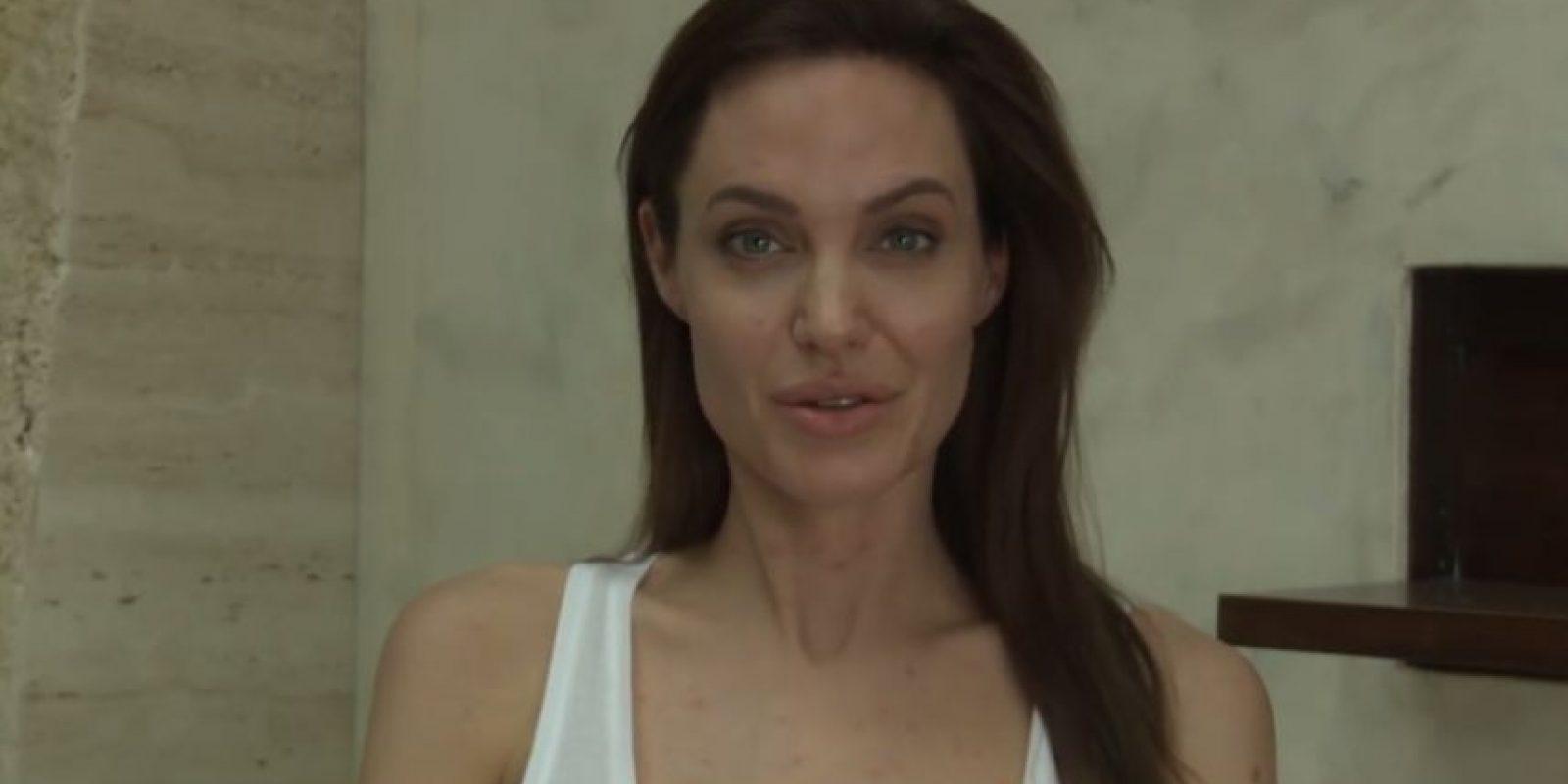 A lo largo de su carrera, Jolie ha recibido múltiples reconocimientos por sus logros actorales Foto:Universal Pictures