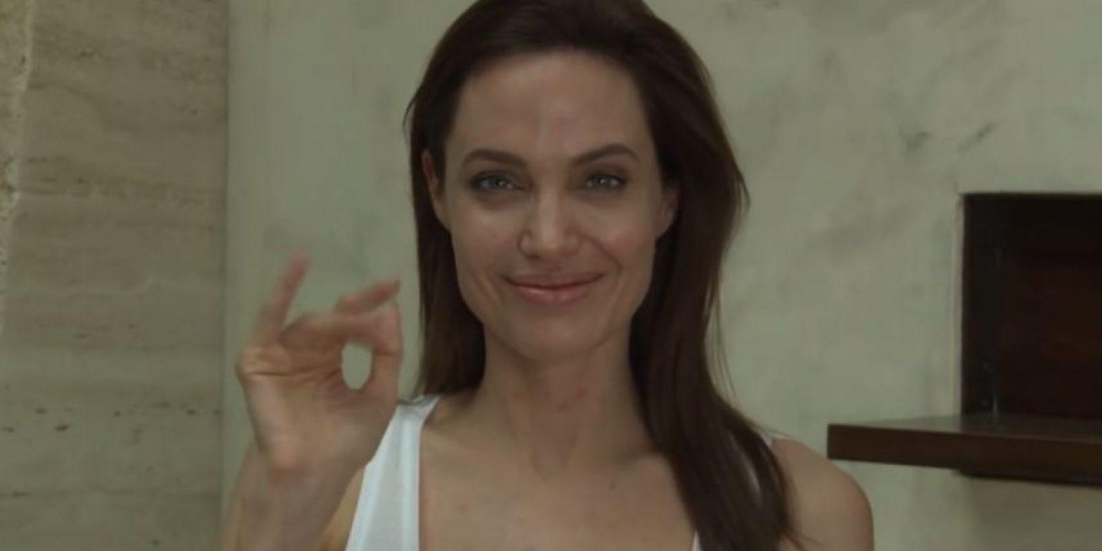 Es actriz, modelo, filántropa, actriz de voz, directora y guionista Foto:Universal Pictures
