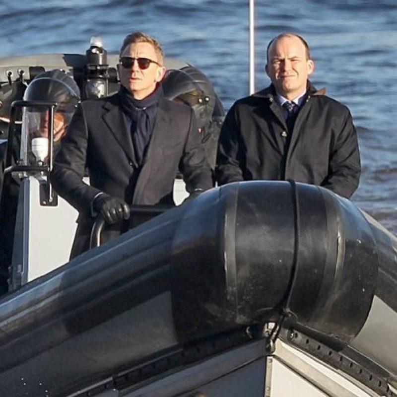 """Los productores de las películas de James Bond reconocieron que una primera versión del guión del nuevo filme """"Spectre"""" fue robada por hackers Foto:Agencias"""