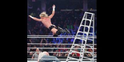 Disputaron el Campeonato Intercontinetal Foto:WWE
