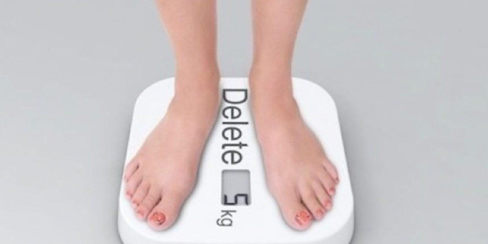 """""""Si pudiera dar mi opinión se resumiría en en que ese tipo de dietas son:"""" Foto:Tumblr.com/tagged/pesa"""