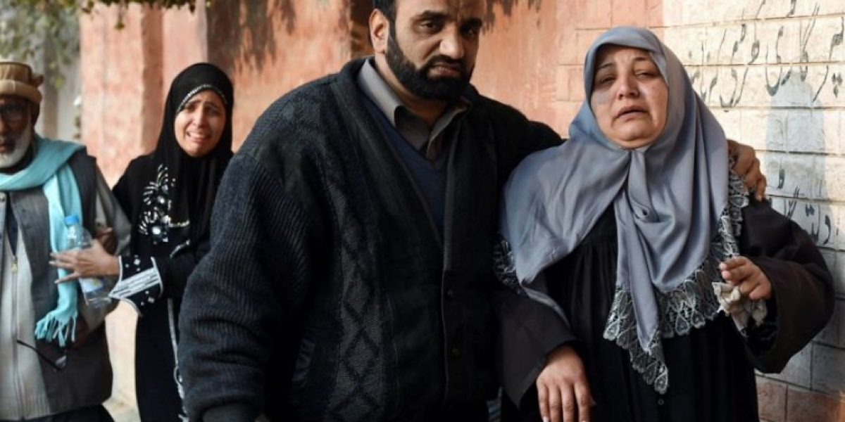 Pakistán: Líderes mundiales reaccionan ante el ataque a niños