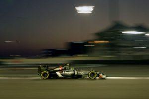 El mexicano Gutiérrez dejó al Sauber por Ferrari. Foto:AFP