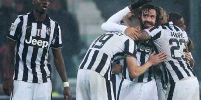 Con 100 partidos en la Liga de Campeones de Europa, Pirlo es uno de los jugadores legendarios de la Juventus. Foto:AFP