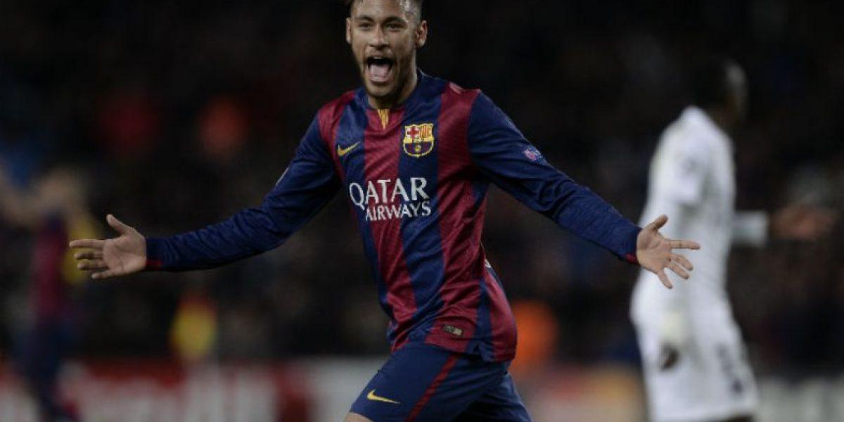 Neymar votó a favor de Ronaldo