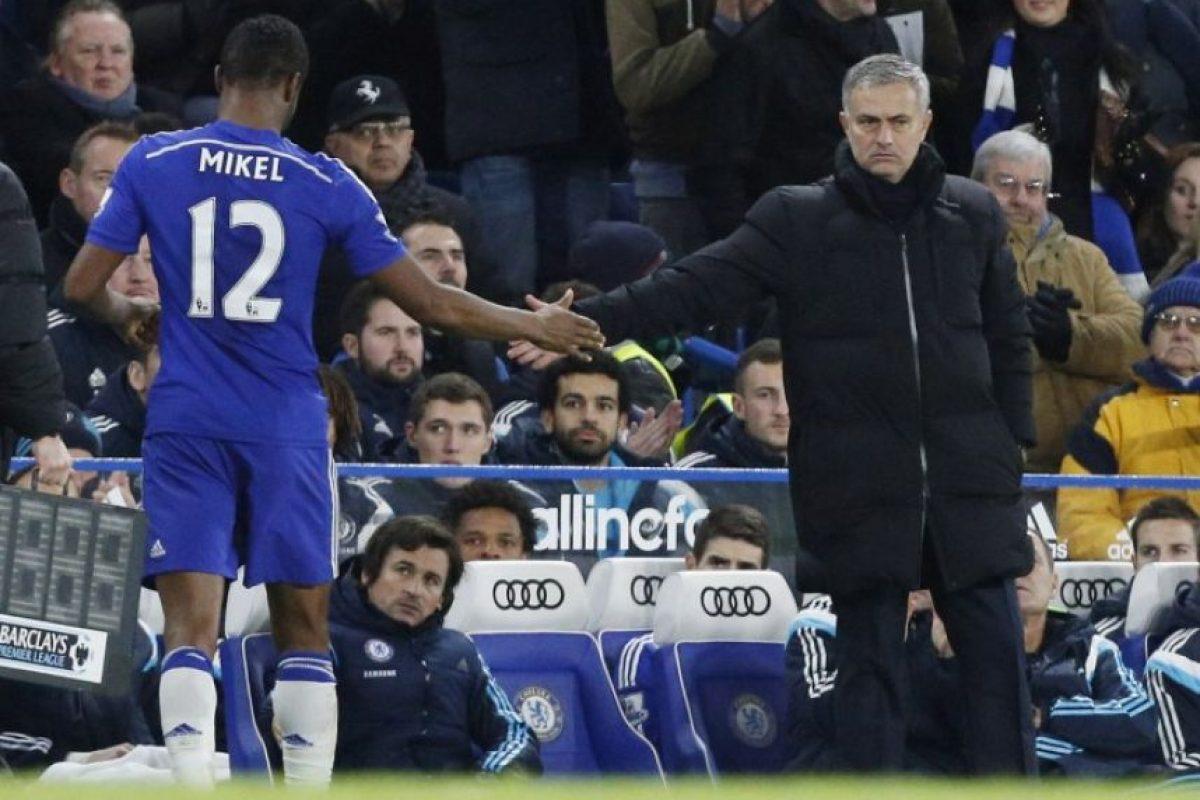 Aunque al final, Chelsea avanzó a las semifinales de la Champions Foto:Getty