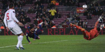 Un despiadado Barça golea al Huesca