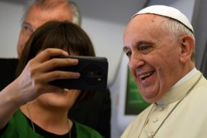 Papa Francisco Foto: AFP