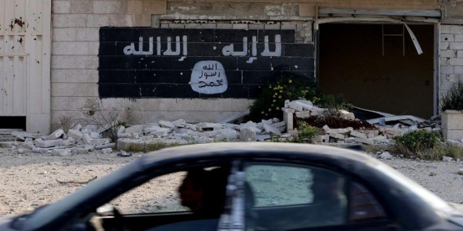 Siria y la lucha contra Estado Islámico Foto:AFP