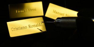 Neymar emitió su voto para el Balón de Oro, como capitán de la Selección de Brasil. Foto:AFP