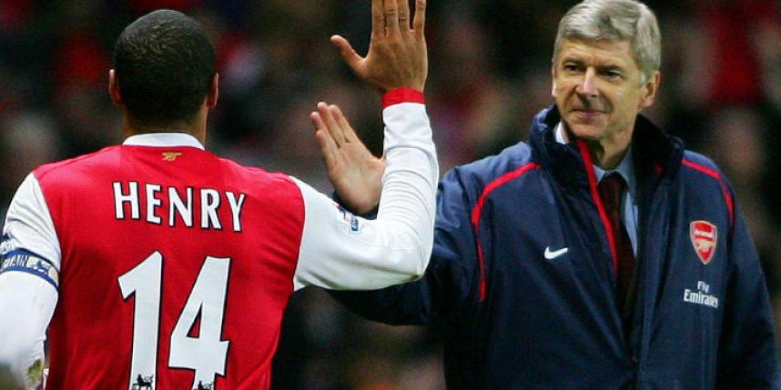 Henry deja el futbol después de 20 años de carrera. Foto:AFP