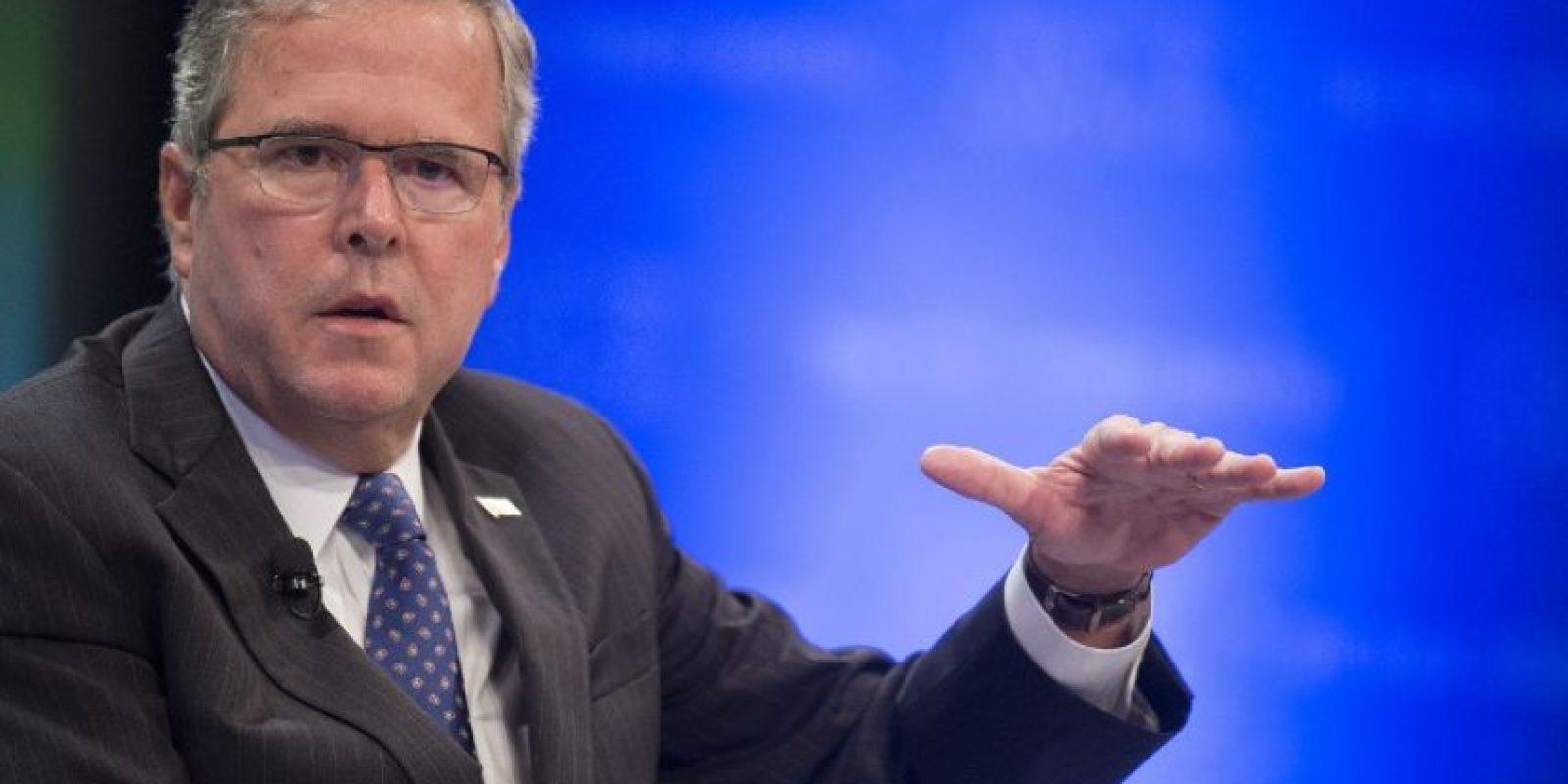 De ser electo, sería el tercero en la familia en en quedar como mandatario estadounidense. Foto:AFP