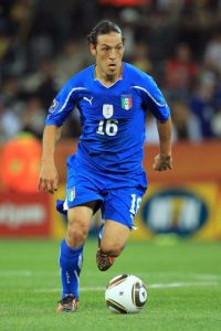 Mauro Camoranesi – Italia. Foto:Getty Images