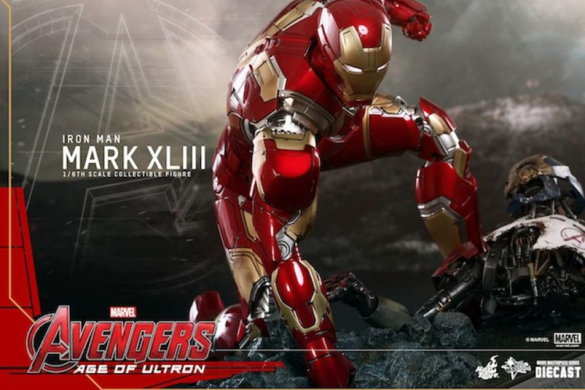 Robert Downey Jr. ha interpretado al superhéroe en cuatro ocasiones. Foto: Hot Toys