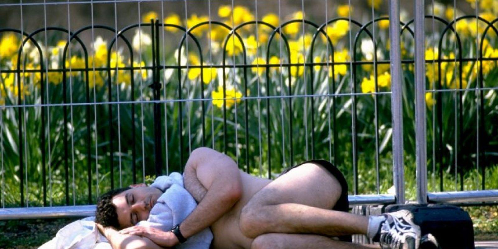 Otro dato interesante fue que los adultos que viajaban más por la mañana, también durmían menos Foto:Getty Images
