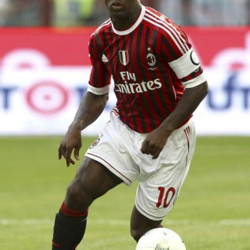 Clarence Seedorf – Holanda. Foto:Getty Images