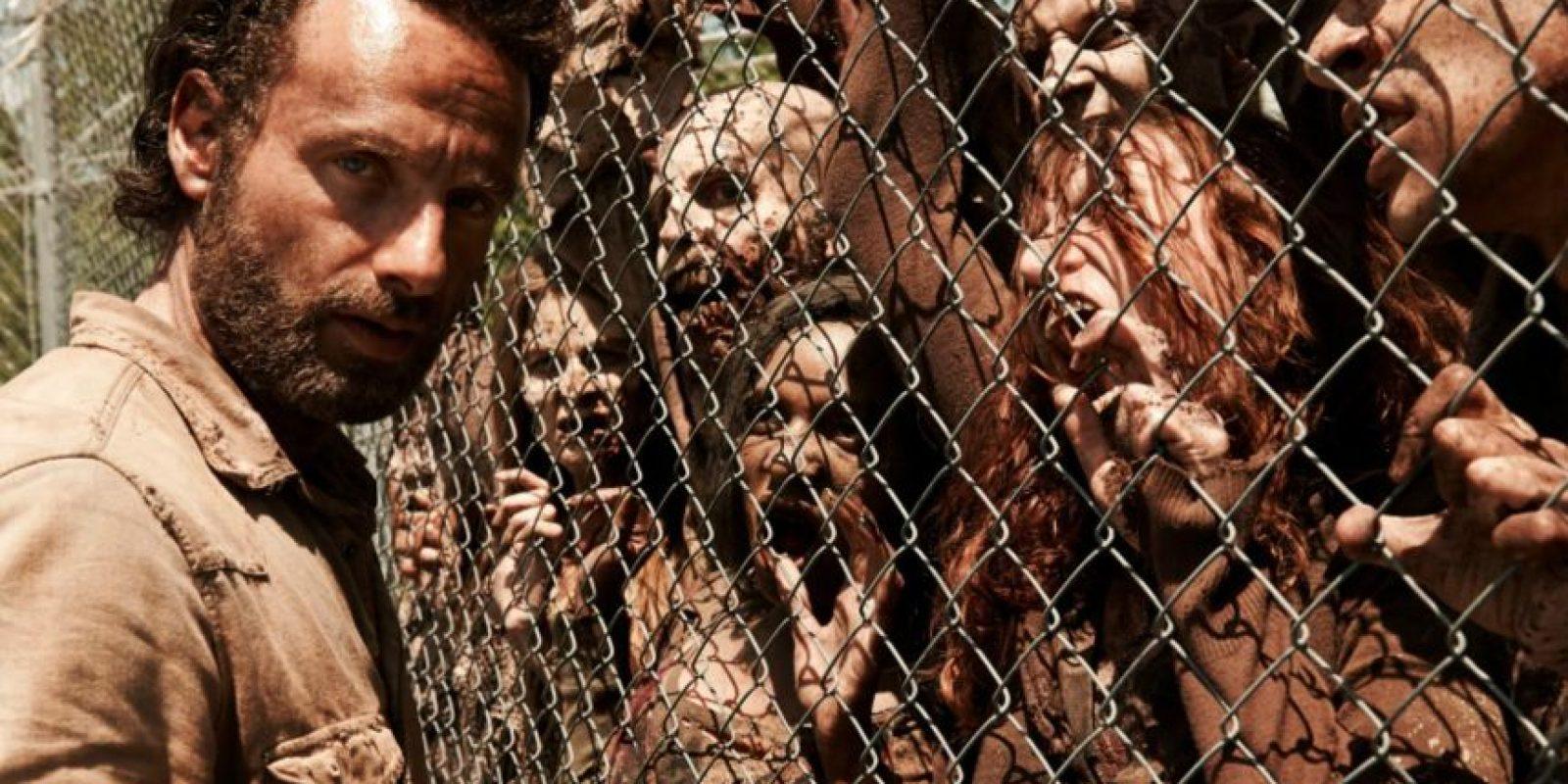 """La serie de zombies, más exitosa del canal """"AMC"""", puso a los seres infectados en el mapa, convirtiéndose en uno de los temas favoritos para películas y demás. Foto:Agencias"""