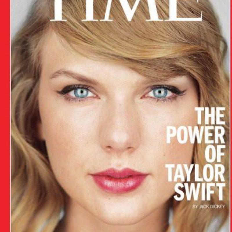 Fue reconocida por la revista Time como Persona del Año 2014 Foto:Agencias