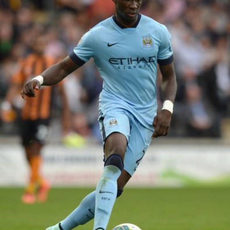 Eliaquim Mangala (111.2 millones de euros). Foto:Getty Images