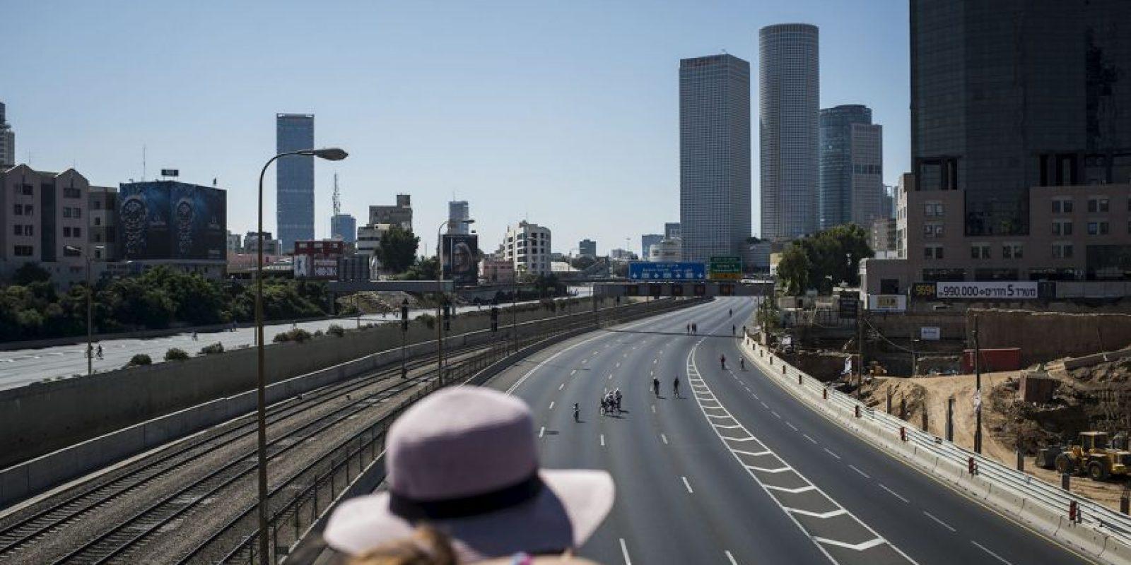 En Estados Unidos, únicmente el 10% de los viajes se realiza de este modo. Foto:Getty Images