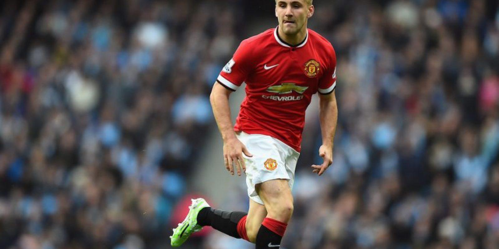 El inglés de 19 años de edad fue fichado por el Manchester united proveniente del Southampton. Foto:Getty Images