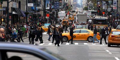Estudio: La vida urbana nos mantiene delgados