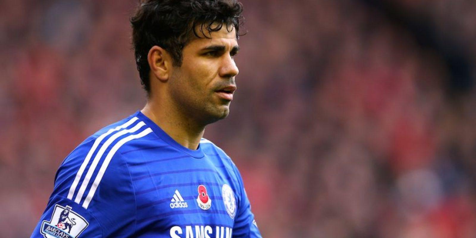El español de 26 años era jugador del Atlético de Madrid de España hasta que llegó al Chelsea de Inglaterra. Foto:Getty Images