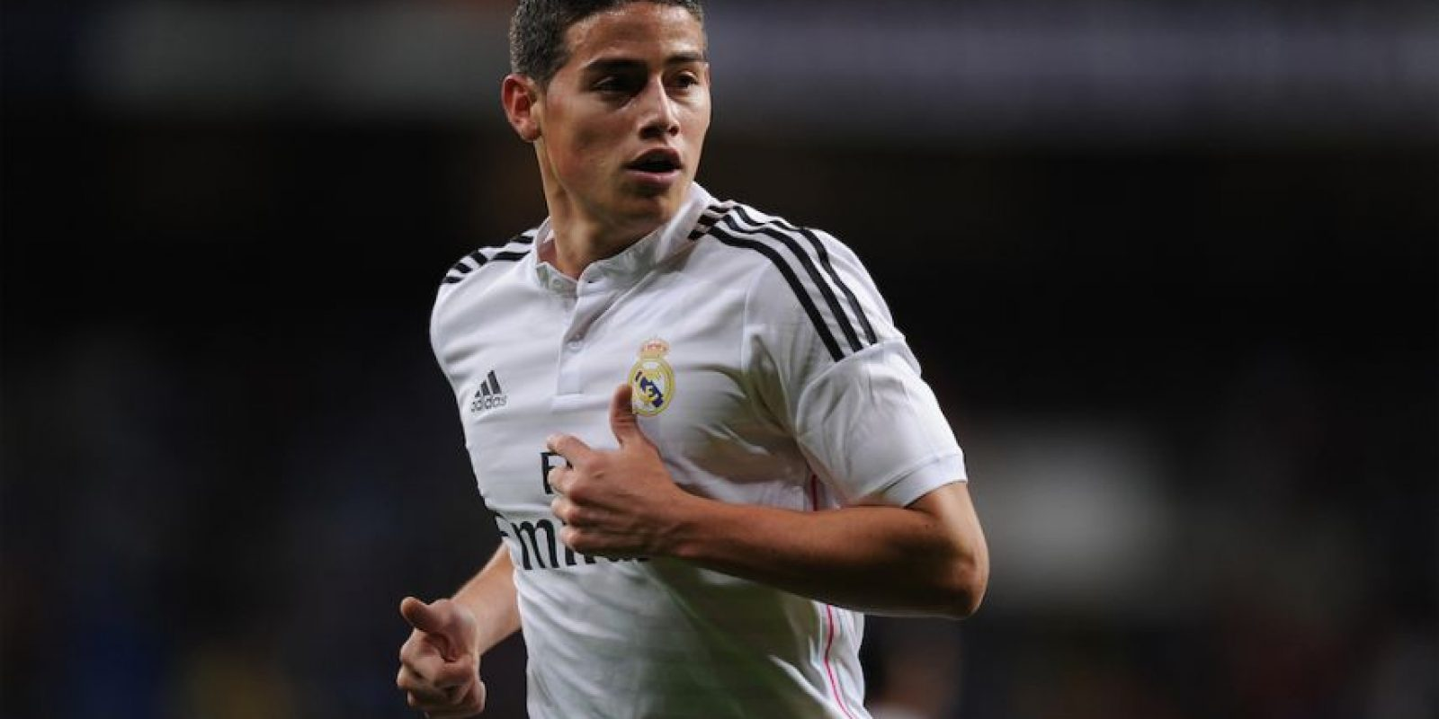 El colombiano de 23 años fue fichado por el Real Madrid español del AS Mónaco. Foto:Getty Images