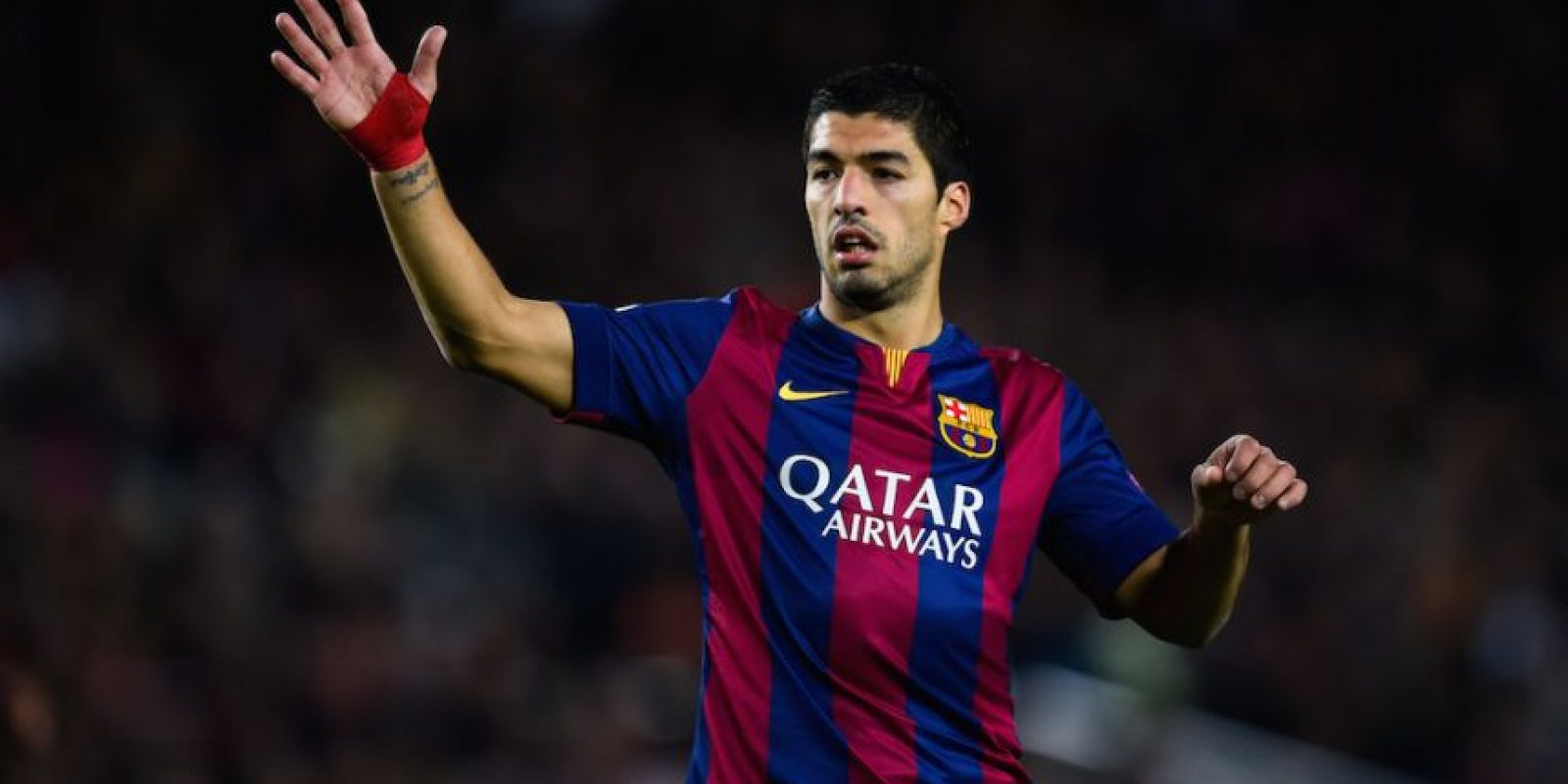 Luis Suárez (252.9 millones de euros). Foto:Getty Images
