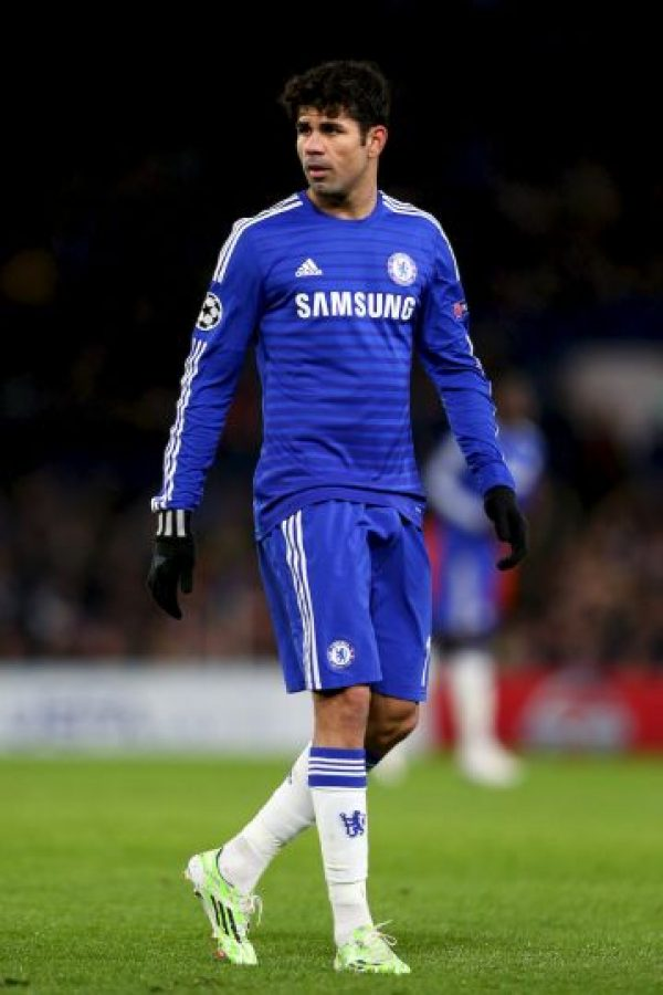 Diego Costa (130 millones de euros). Foto:Getty Images
