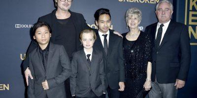 Conocimos a los hijos de la pareja desde pequeños y así lucen ahora Foto:Getty Images