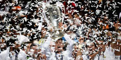 Su victoria ante el Atlético de Madrid en tiempos extra le dio a los merengues su décima Champions. Foto:Getty Images