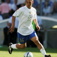 Fue Campeón del Mundo en Alemania 2006, ganó una Liga mexicana, dos Ligas italianas y dos Supercopas de Italia. Foto:Getty Images