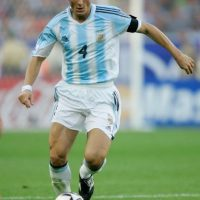 Javier Zanetti – Argentina. Foto: Getty Images