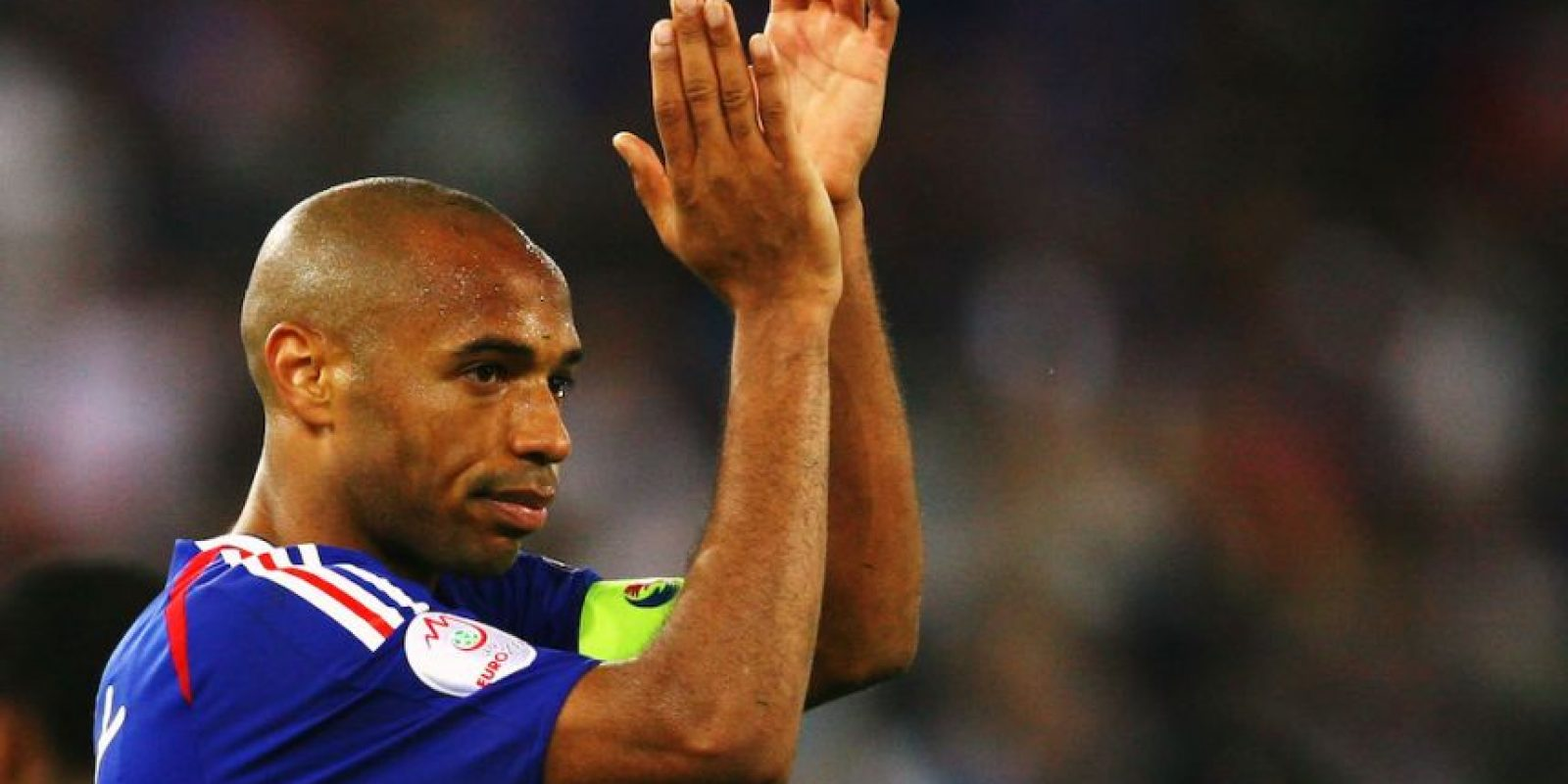 Thierry Henry – Francia. Foto: Getty Images