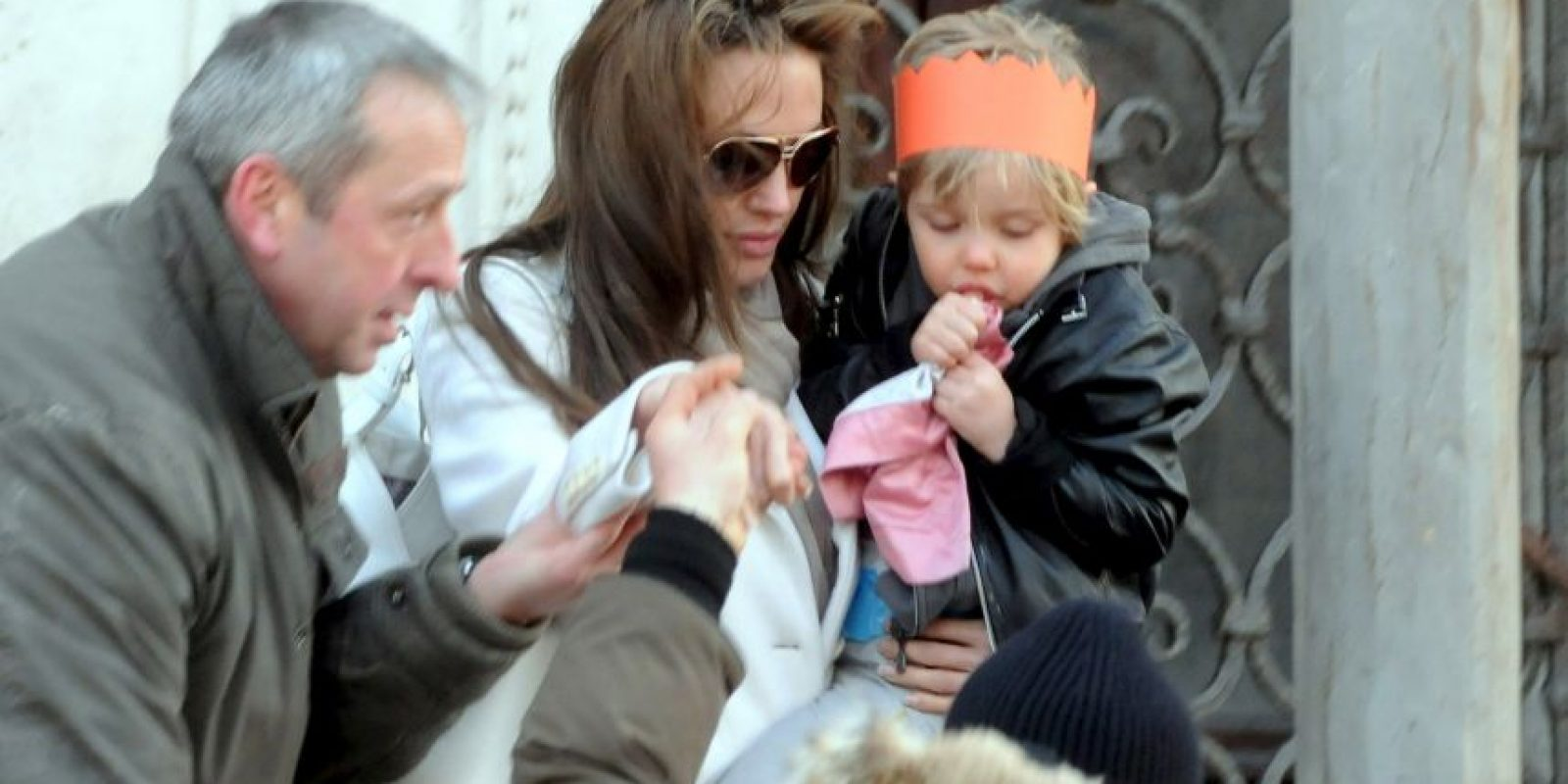 2010, Angelina Jolie y Shiloh Foto: Getty Images