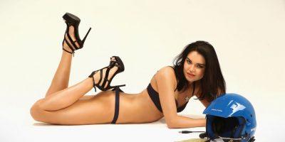 Además de su pasión por las carreras, a Inessa le encanta el modelaje. Foto:mundodeportivo.com