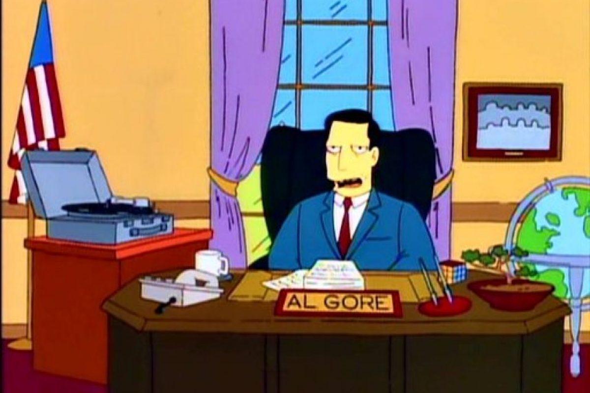 3. Al Gore Foto:FOX