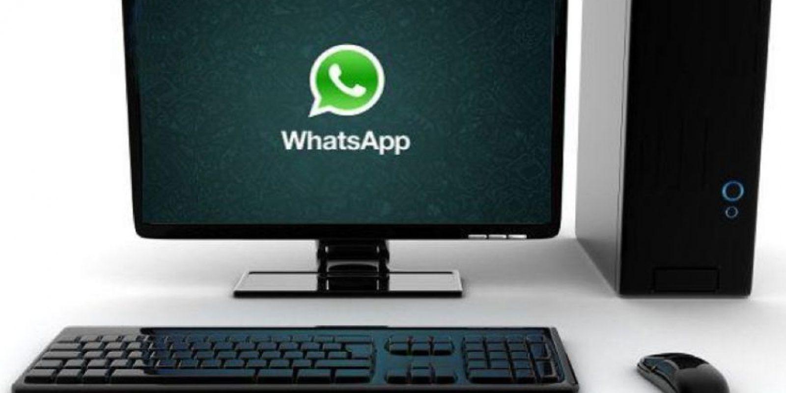 La app de mensajería podría estar disponible pronto para PC. Foto:Tumblr