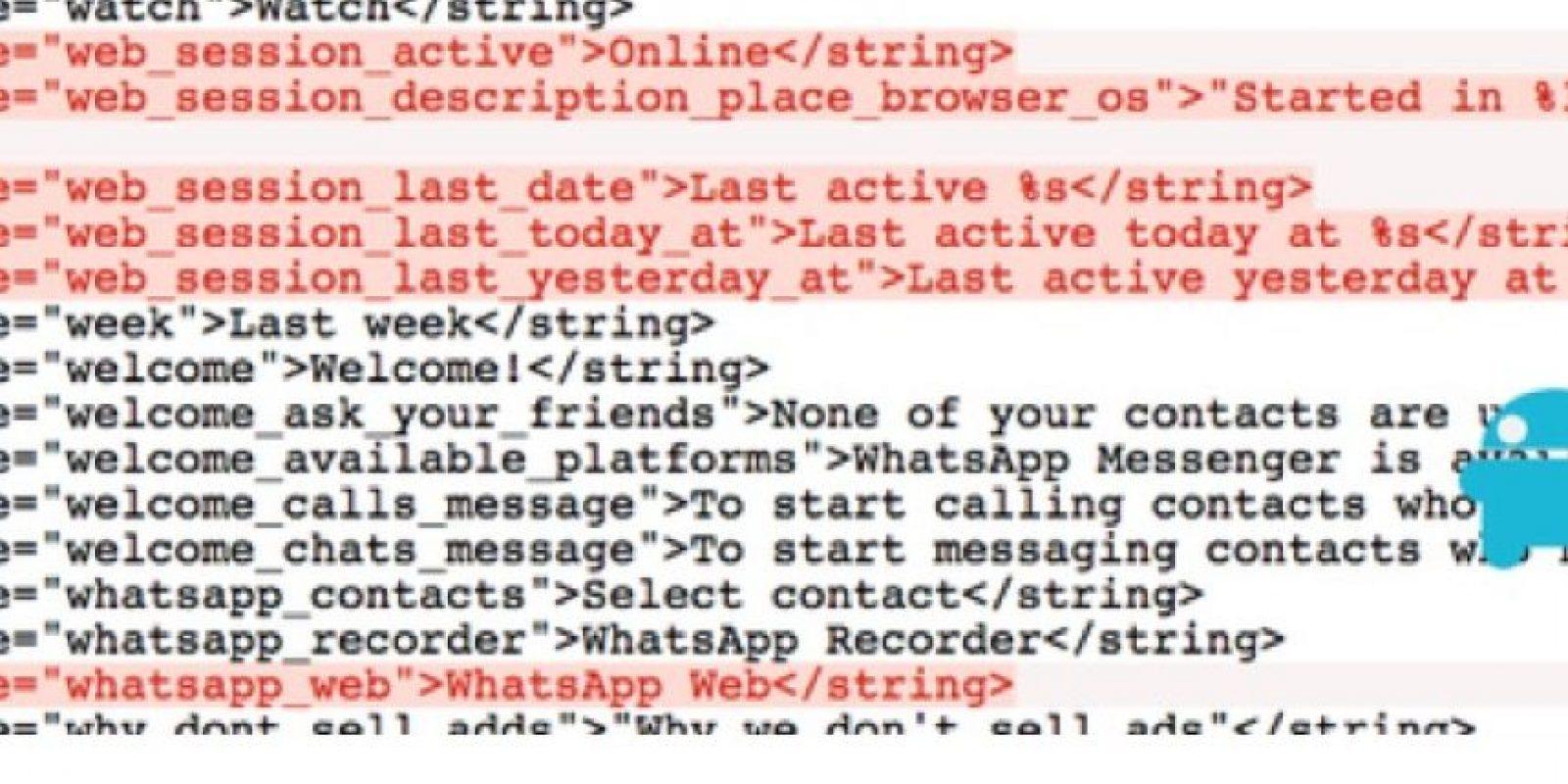 Los archivos APK sugieren la nueva versión. Foto:http://androidworld.nl