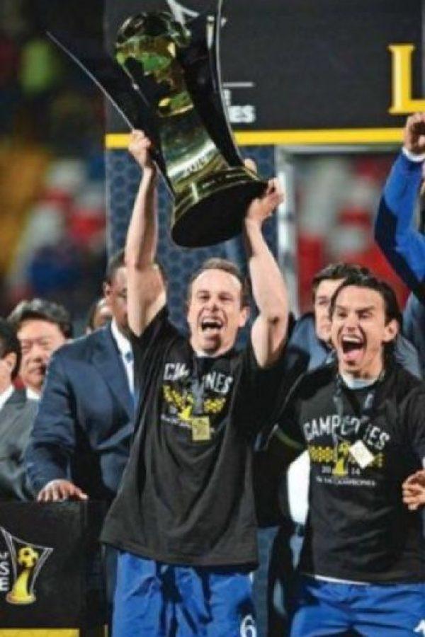 Por su parte, el Cruz Azul de México ganó al Copa de Campeones de la CONCACAF. Foto:twitter.com/Cruz_Azul_FC
