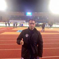 El capitán del Cruz Azul, Gerardo Torrado, en Marruecos. Foto:twitter.com/gerardotorrado6