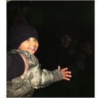 En su paseo por el zoológico Foto:Instagram/Kim Kardashian
