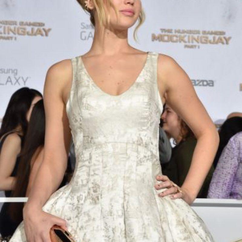 Primero se coronó como una de las actrices más populares de Hollywood, posteriormente fue una de las protagonistas del #Celebgate, la biblioteca de fotografías de desnudos de famosas que se filtraron en internet. Foto:Getty Images