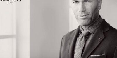 FOTOS: Zidane impresiona con su elegancia en campaña publicitaria