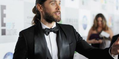 """En este año, el vocalista de 30 Seconds to Mars ganó un Oscar y un Globo de Oro como mejor actor de reparto, además de ser reconocido con un """"MVT Movie Award"""" por la mejor transformación en pantalla, todos estos premios llegaron hasta Leto después de su participación en """"Dallas Buyers Club"""" Foto:Getty Images"""