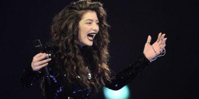 Con apenas 18 años y unos cuantos años de carrera musical, Lorde se ha consolidado como una de las mejores artistas del momento. Foto:Getty Images