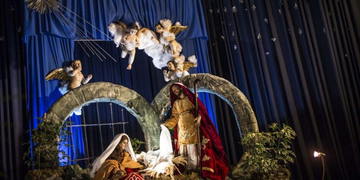 GALERÍA. La tradición navideña de visitar los nacimientos